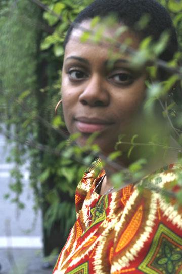 "Ibi Aanu Zoboi and ""The Harem"" | VoicesfromHaïti ~ Nou bèl  E Nou La"