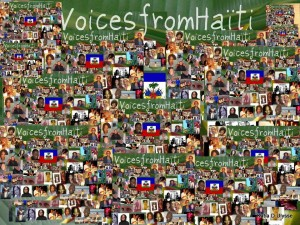 Welcome to VoicesfromHaiti! Get to know us on a different level.