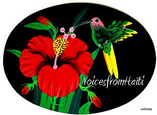 VoicesfromHaiti Hummingbird