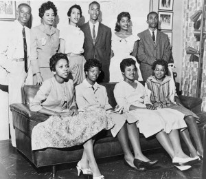 Black History Month: The Little Rock Nine, Wayétu Moore, and Fabiola