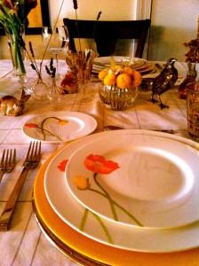 elle philippe table setting