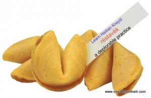 Learn Haitian Kreyòl fortune cookie
