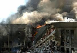 pentagon fire terrorist attack
