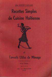 Recettes Simples De Cuisine Haitienne Voicesfromhaiti Nou Bel E
