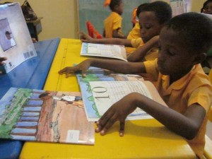 Fabiola Konn konte children reading